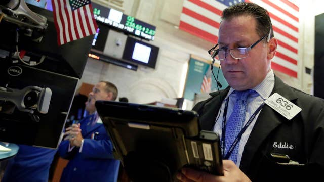 Trucking stocks lifted Dow Jones transportation index to an all-time high: Charles Payne