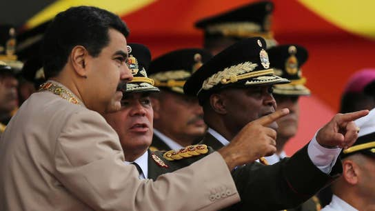 Will regime change in Venezuela happen this year?