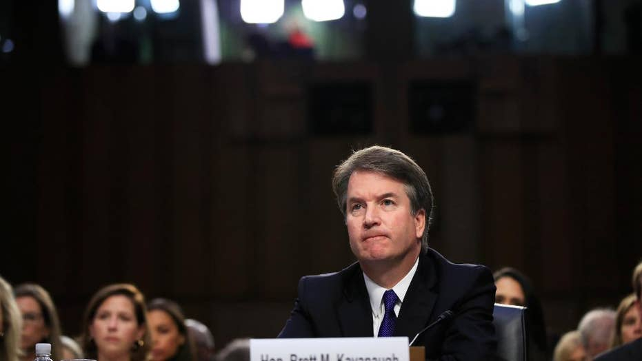 Will the Senate Judiciary Committee still have the Kavanaugh vote on Friday?