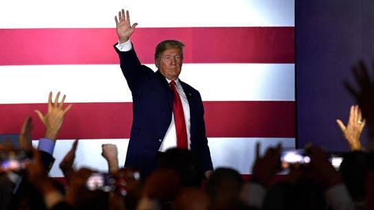 New super PAC aims to defend Trump's agenda