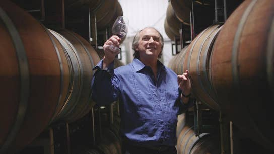 A blind winemaker's philosophy for success