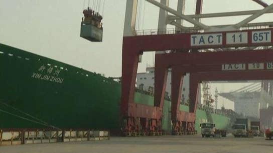 Unfair tariffs hurt US port infrastructure: AAPA chief