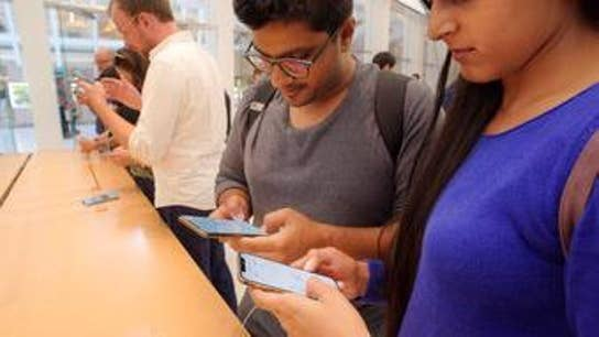 Has Apple lost its luster?