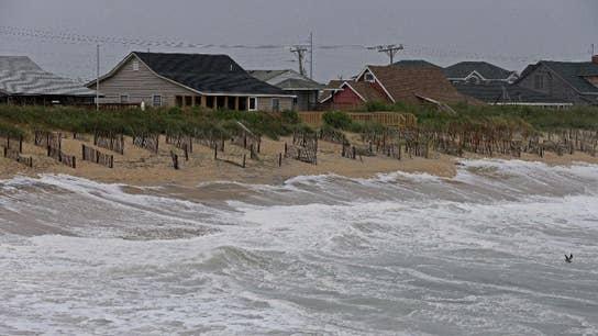 Investors run to Treasury bonds as Hurricane Florence hits North Carolina