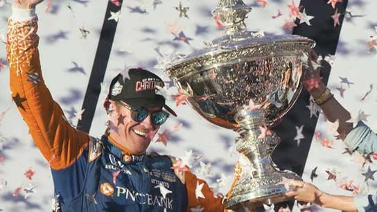 IndyCar champion Scott Dixon: Business of winning races is a 'team effort'