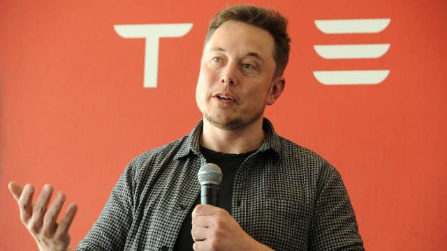 Elon Musk's wild interview