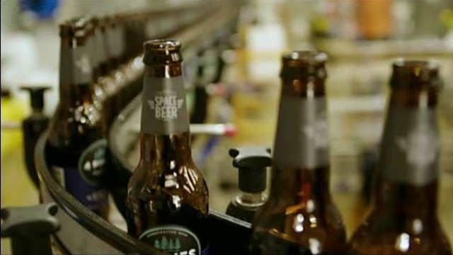 The next beer frontier: Space