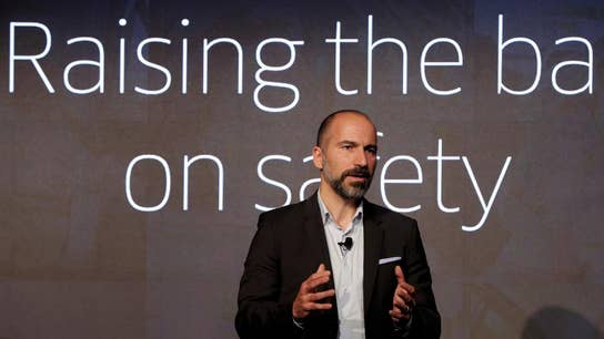 Uber CEO Dara Khosrowshahi talks IPO plans and the app's new safety features