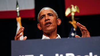 Former Hillary Clinton campaign advisor Antjuan Seawright discusses why former President Barack Obama is hitting the campaign trail again and whether Obama should take partial credit for the current state of the U.S. economy.