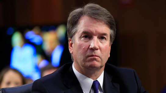 Opposition to Kavanaugh is growing among voters: poll