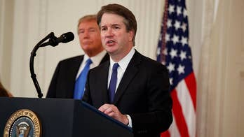 Presidential historian Doug Wead weighs in on the congressional showdown over Supreme Court justice nominee Judge Brett Kavanaugh's nomination.