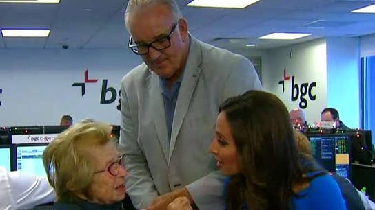 Gerry Cooney, Dr. Ruth Westheimer raising money for BGC Charity Day