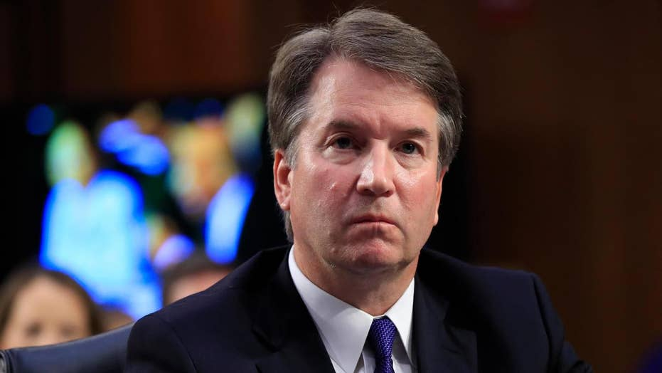 Sen. Schumer unsuccessfully attempted to delay Kavanaugh hearing