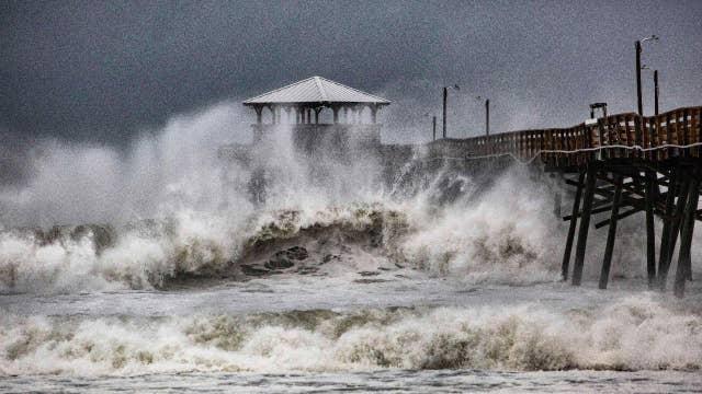 Dallas Fed's Kaplan on Hurricane Florence's economic impact