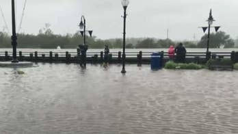 Fox News' Bryan Llenas reports from Brunswiick County, S.C. on the very latest on what the residence are facing in the aftermath of Hurricane Florence.