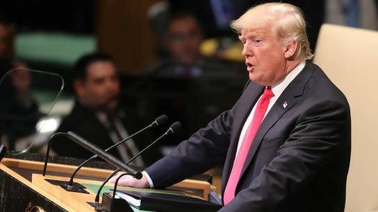 Trump slams Venezuela during UN speech