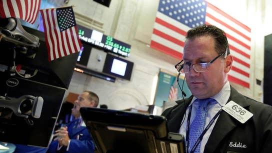 US stocks trade higher despite the turmoil in Washington