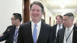 Democrats renewed threats to impeach Judge Brett Kavanaugh should he be confirmed to the high court, as Republicans moved forward with a series of votes heading into the weekend.