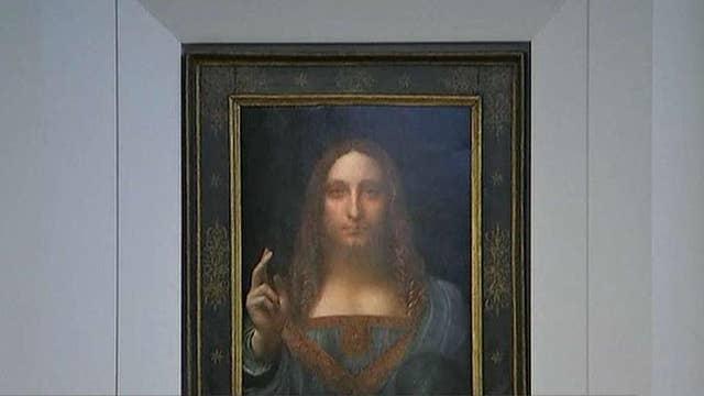 Leonardo da Vinci long-lost painting sells for $450M