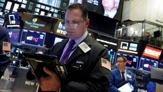 Dow higher on potential US-China talks