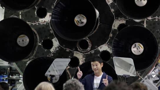 SpaceX to take billionaire Yusaku Maezawa on trip around the Moon