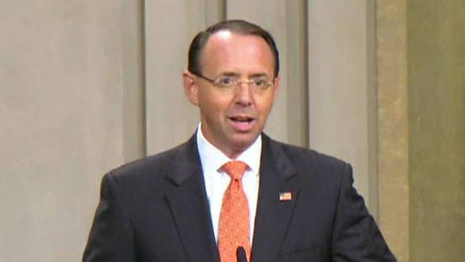 Rosenstein suggested secretly recording Trump: Report
