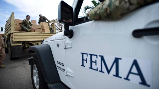 Has the US become too reliant on FEMA for emergency response?