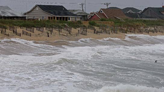 Global warming did not cause Hurricane Florence: Bjorn Lomborg