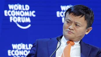 Alibaba Chairman Jack Ma said that his company can no longer meet its promise to create 1 million jobs in the U.S. because of President Trump's trade war with China.