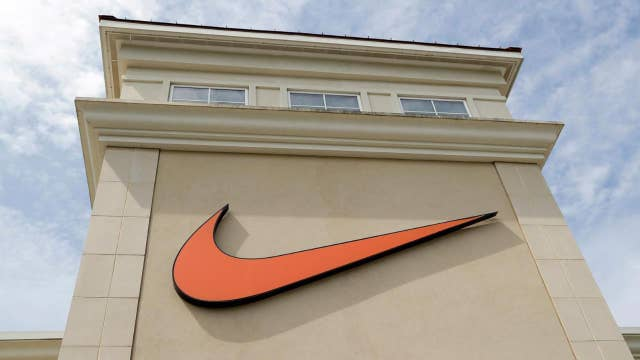 Nike posts double-digit 1Q earnings growth