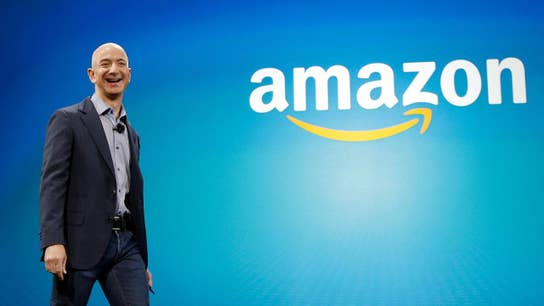 Jeff Bezos' 5 tips for running a successful business