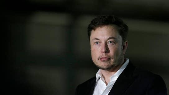 Tesla shares move on Gasparino tweet about SEC investigation