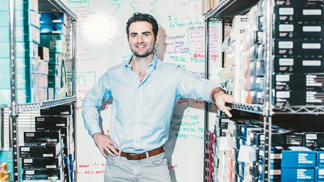 How two entrepreneurs created a protein bar company from scratch