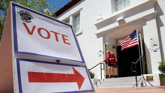 Senate race tightens in Nevada