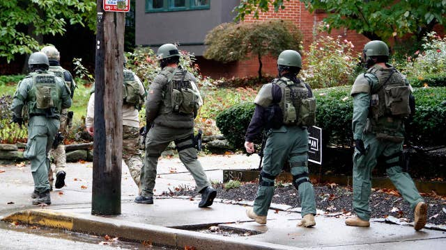 Calls to not politicize the Pittsburgh synagogue shooting