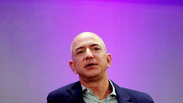 Jeff Bezos unseats Bill Gates as wealthiest American