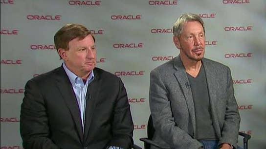 Oracle's cloud has robotic, Star Wars-like cyber defenses: Larry Ellison