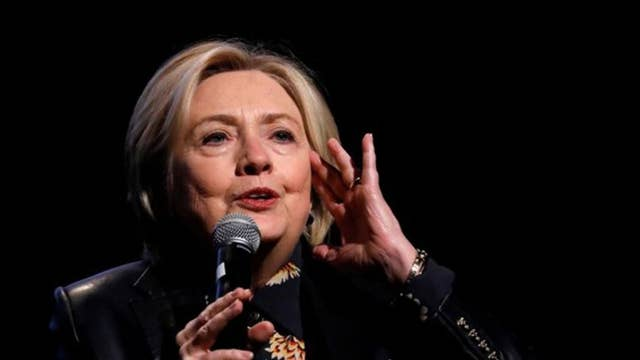 Hillary Clinton under fire over Lewinsky comment
