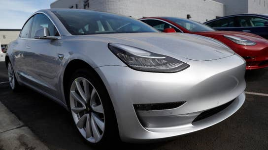 Tesla cars will have 'smarter' auto-park by 2019, Musk says