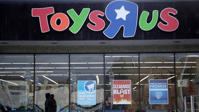 Toys 'R' Us comeback? Mattress Firm prepares for bankruptcy