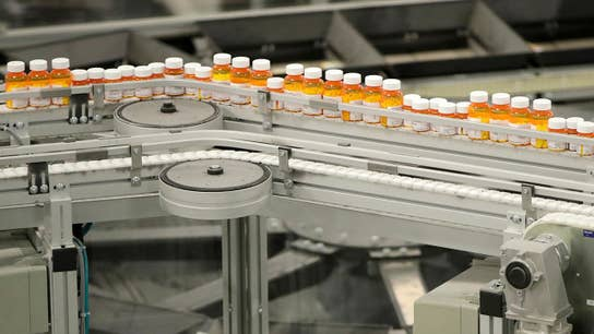 Big pharma pushes back; huge lottery jackpots