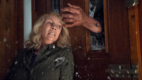 'Halloween' creeps into theaters