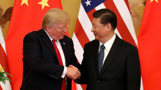 The mounting trade war with China