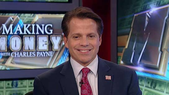 Trump is a 'human wrecking ball' to the establishment: Anthony Scaramucci