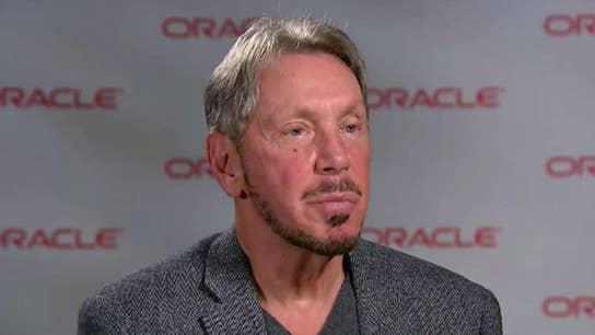 Google's push into China is 'shocking': Oracle's Larry Ellison