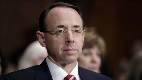 Why the House must subpoena Rod Rosenstein