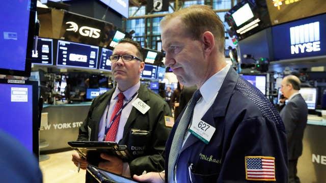 Tech stocks' fundamentals deteriorating?
