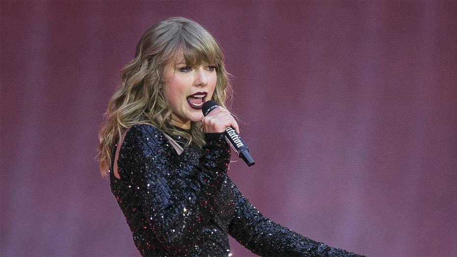 Taylor Swift's Instagram post gets a response from Marsha Blackburn