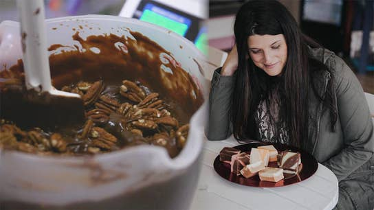 How 'fudge lady' went from cybersecurity to chocolate shop owner