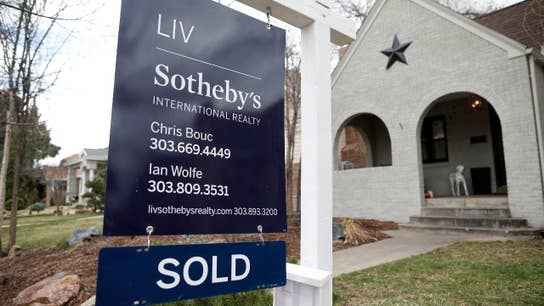 Mortgage rates climb to 5%, first time since 2011